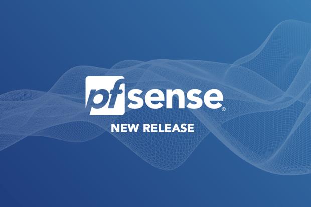 pfSense new release