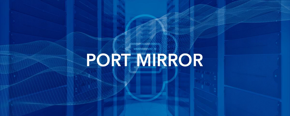 Mirror Port Banner