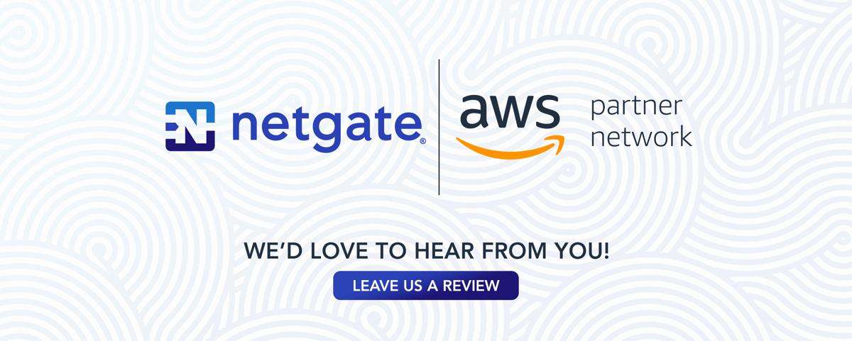 Netgate AWS Partner