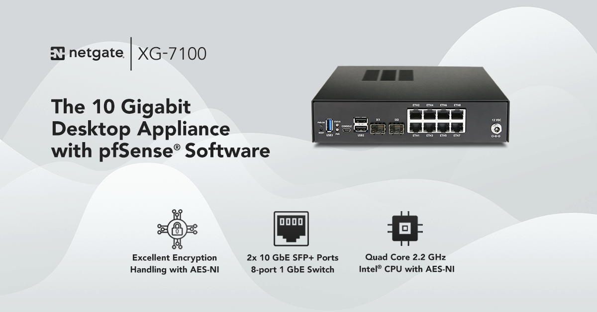 7100 DT hardware highlight