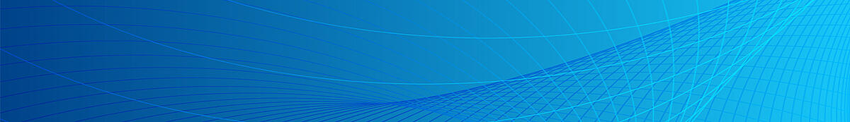 blue geo net paraghraph divider