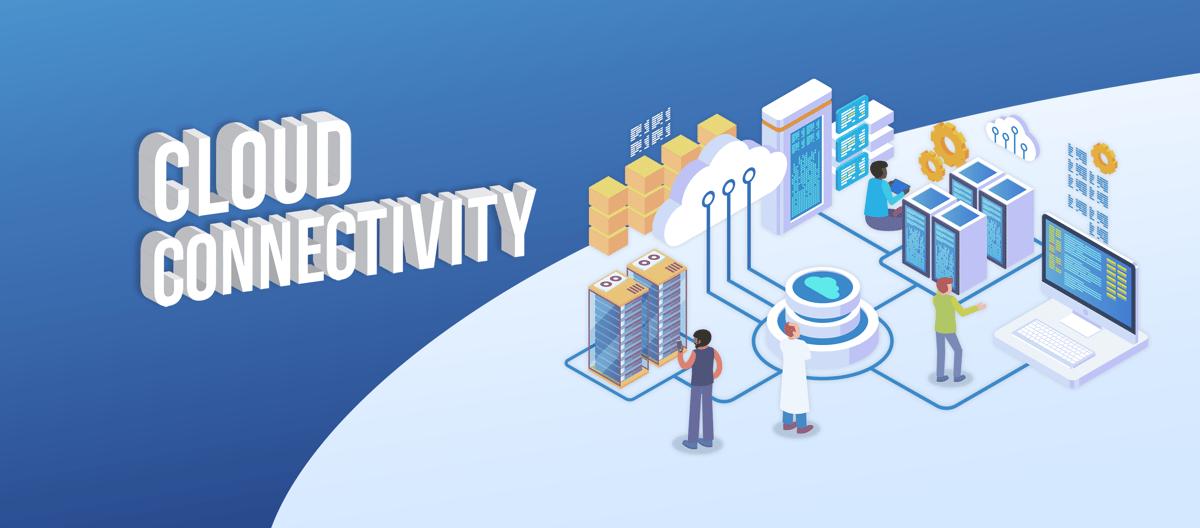 Application - Cloud Connectivity background Q12020